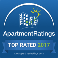 ApartmentRatings Top Rated Awards Logo