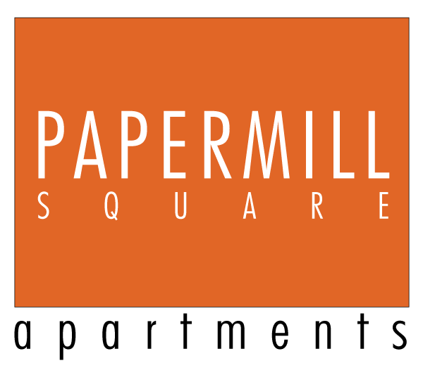 Papermill Square Apartments Logo